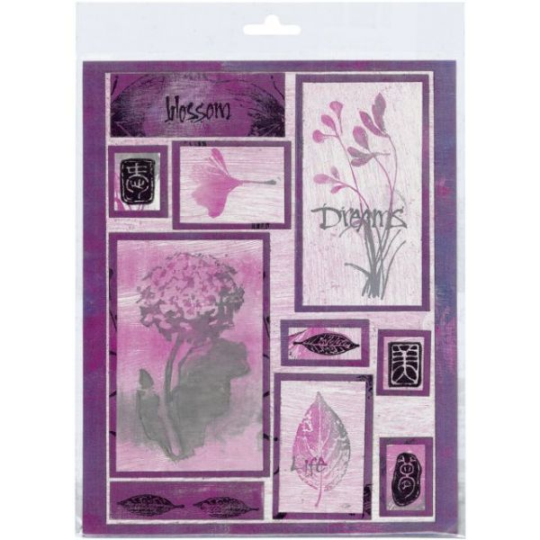 Penny Black Sticker Sheet