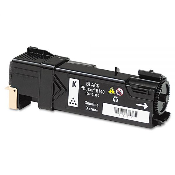 Xerox 106R01480 Black Toner Cartridge