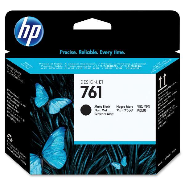 HP 761 Matte Black Printhead (CH648A)