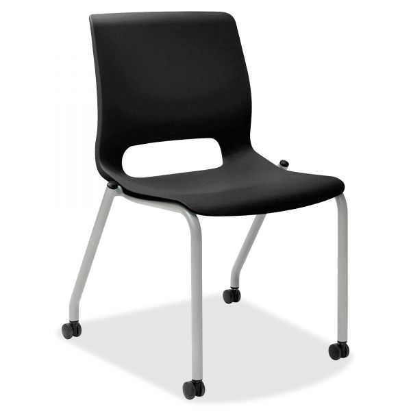 HON Motivate Series High-Density Stacking Chairs