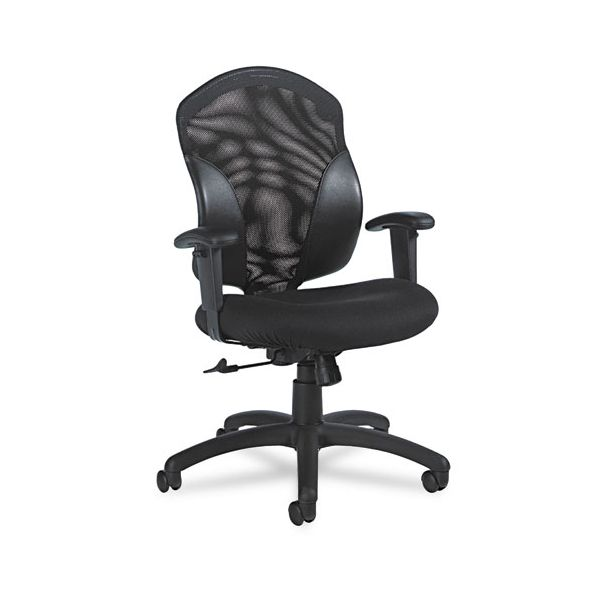 Global Tye Series Mesh Management Series Mid-Back Office Chair