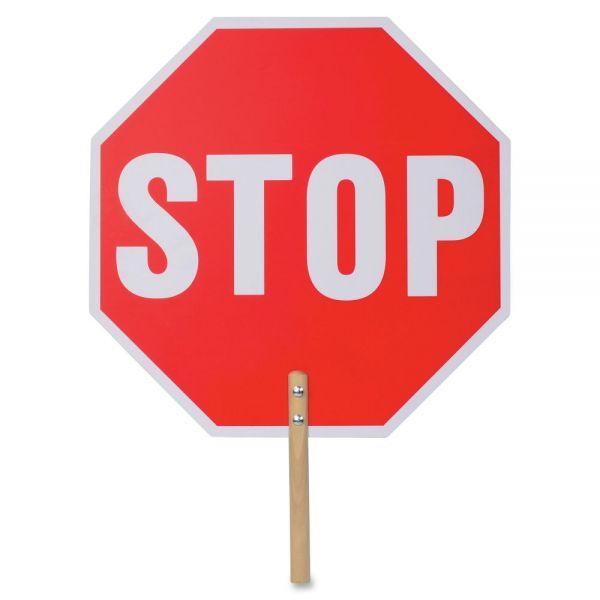 Tatco Handheld Stop Sign