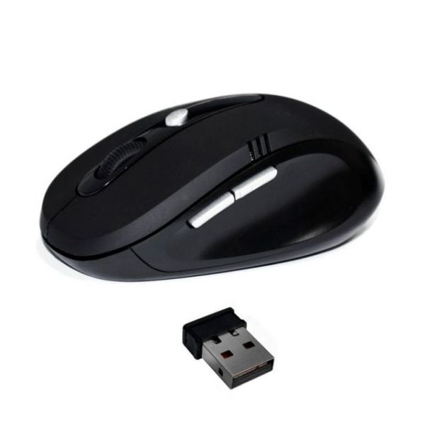 Premiertek Wireless Cordless Optical Scrolling Wheel Mouse