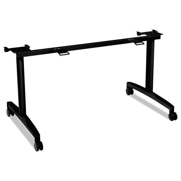 HON Huddle Table Flip-Top Base