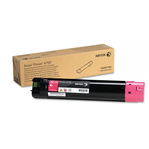 Xerox 106R01504 Magenta Toner Cartridge