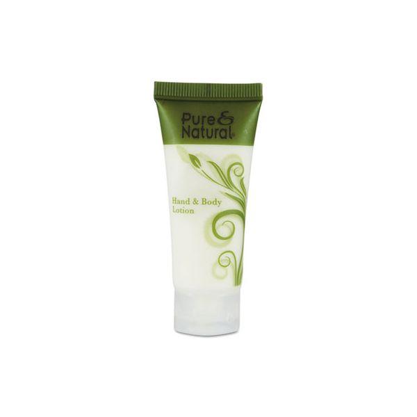 Pure & Natural Hand & Body Lotion, .75 oz, 288/Carton