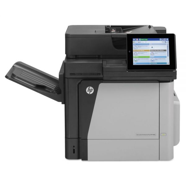 HP Color LaserJet Enterprise MFP M680dn Multifunction Printer, Copy/Print/Scan
