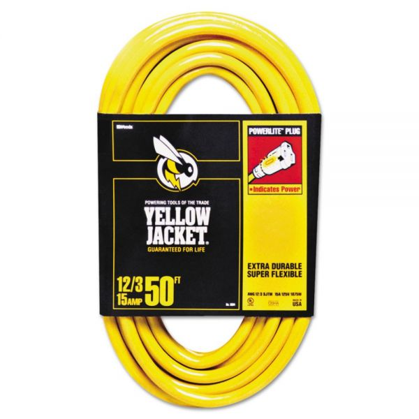 CCI Yellow Jacket Power Cord