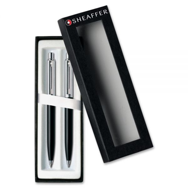 Cross Sheaffer Resin Barrel Pen/Pencil Set