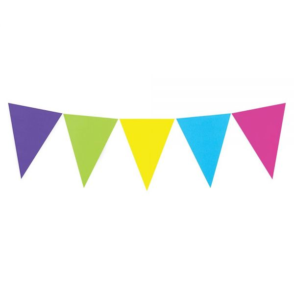 Hygloss Mini Pennants