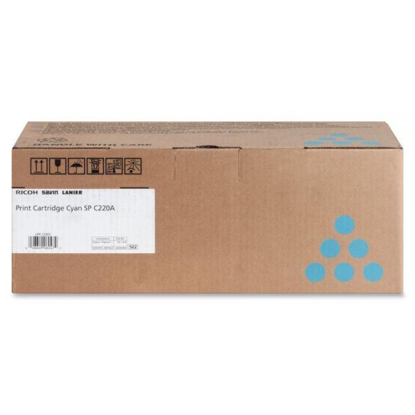 Ricoh 406047 Cyan Toner Cartridge