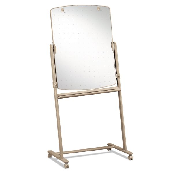 Quartet Total Erase Double-Sided Mobile Dry Erase Easel