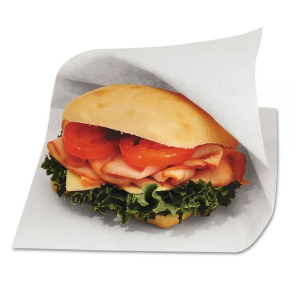 Bagcraft Papercon Dubl Open Grease-Resistant Sandwich Bags