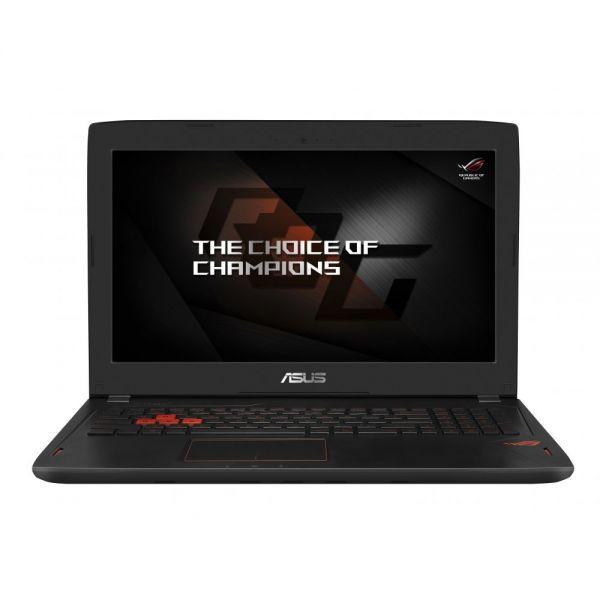 "ROG GL502VM-DB71 15.6"" Notebook - Intel Core i7 (6th Gen) i7-6700HQ Quad-core (4 Core) 2.60 GHz - Metallic"