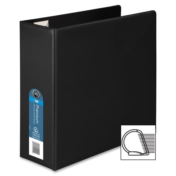 "Wilson Jones 4"" 3-Ring Binder"