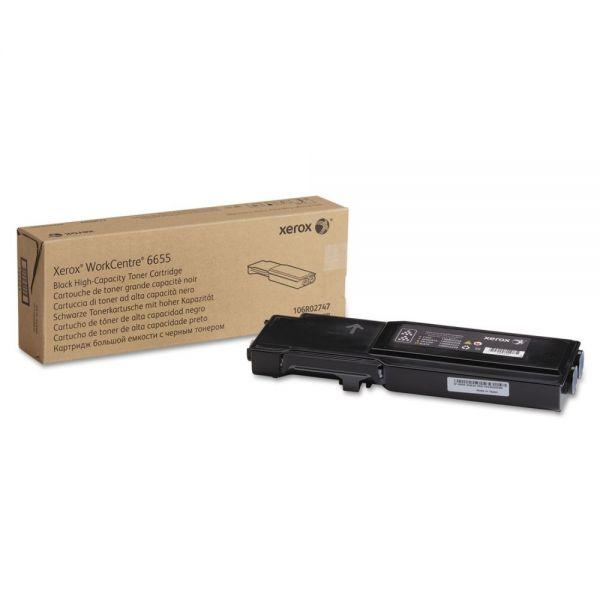 Xerox 106R02747 Black Toner Cartridge