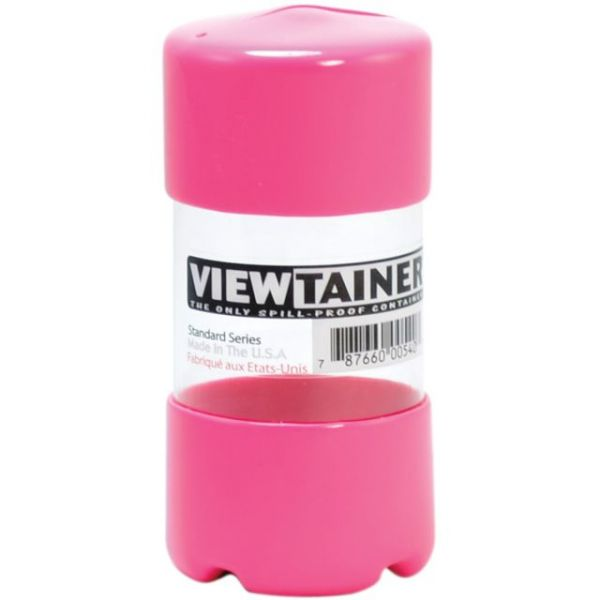 """Viewtainer Slit Top Storage Container 2""""X4"""""""