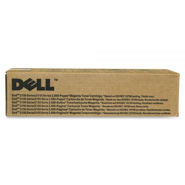 Dell 331-0717 Magenta Toner Cartridge