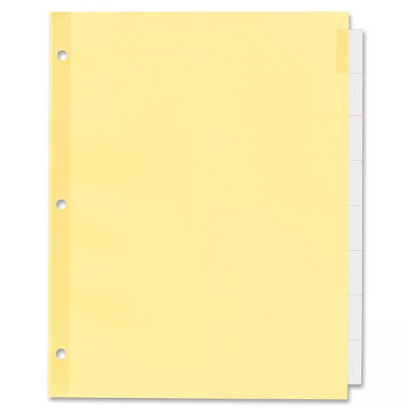 Avery Office Essentials Economy Insertable Tab Index Dividers