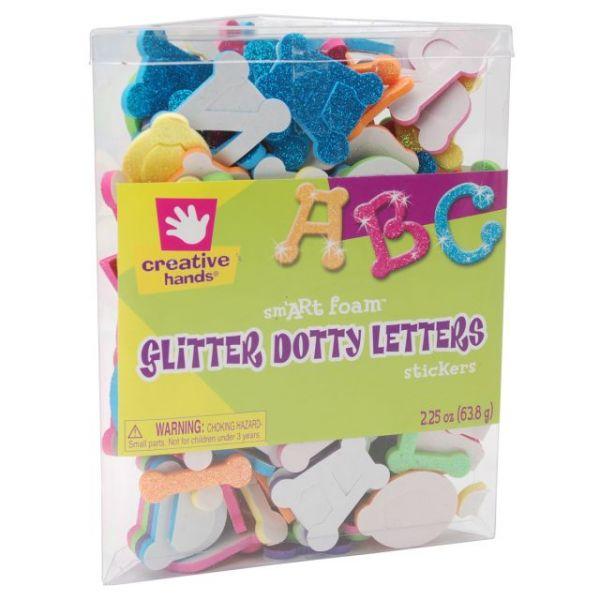 Smart Foam Glitter Stickers