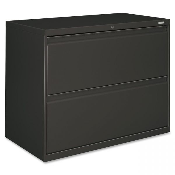 "HON Brigade 800 Series Lateral File | 2 Drawers | 36""W"