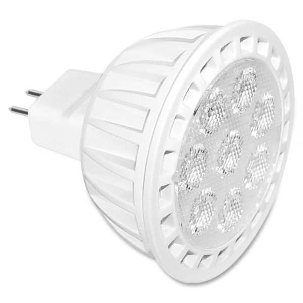 Satco 7-watt MR16 LED Dimmable Bulb