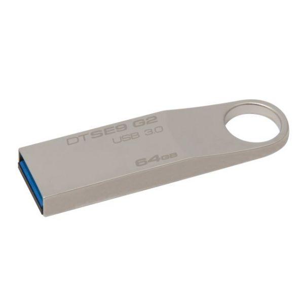 Kingston DataTraveler SE9 G2 USB 3.0 Flash Drive