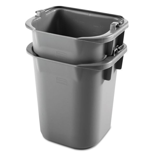 Rubbermaid Commercial Executive Heavy-Duty Pail