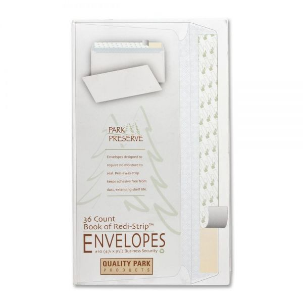 Quality Park Redi Strip Booklet Envelopes