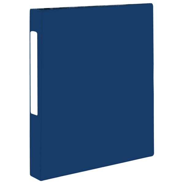 "Avery Durable 3-Ring Binder, 1"" Capacity, Slant Ring, Blue"