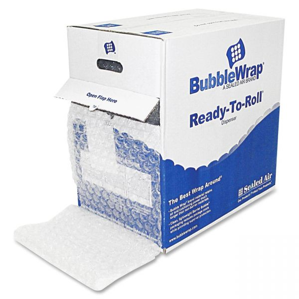 Sealed Air Bubble Wrap Cushioning Material