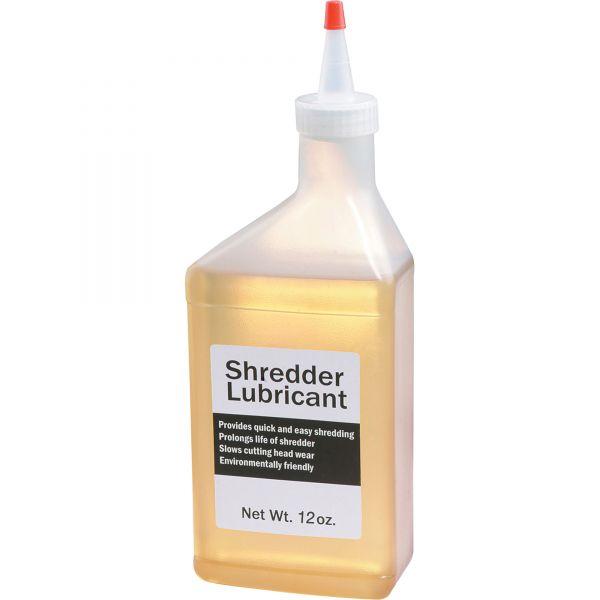 HSM of America Shredder Oil, 12 oz. Bottle w/Extension Nozzle