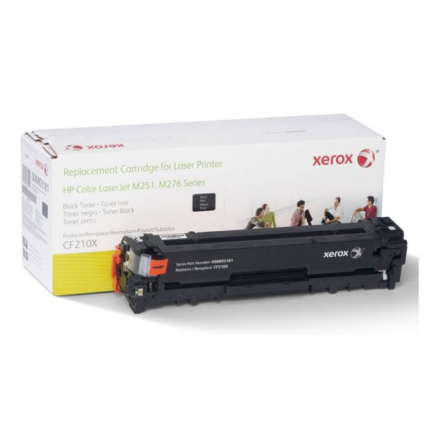 Xerox Remanufactured HP CF210X High-Yield Toner Cartridge