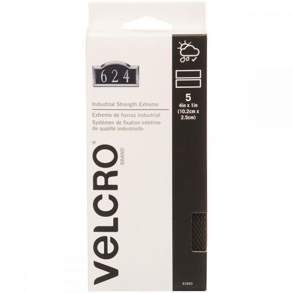 "VELCRO(R) Brand Industrial Strength Extreme Fasteners 4""X1"""