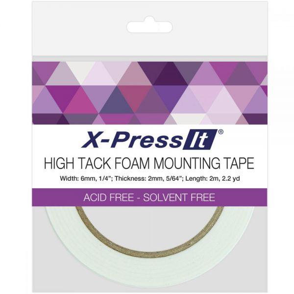 X-Press It High Tack Foam Mounting Tape