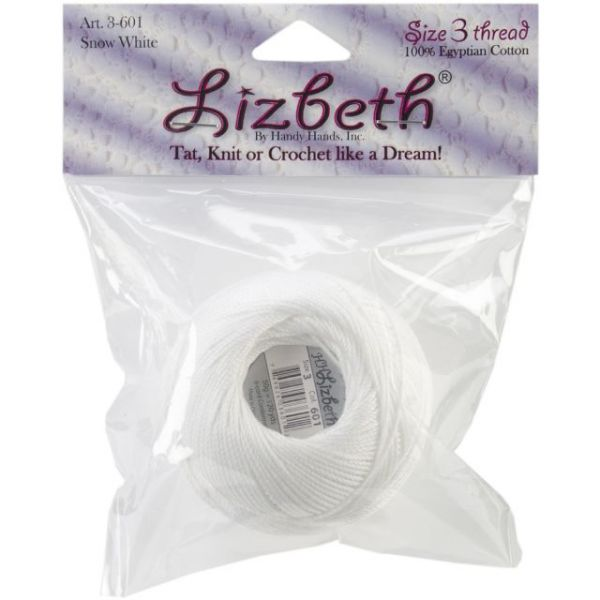 Lizbeth Cordonnet Cotton Crochet Thread