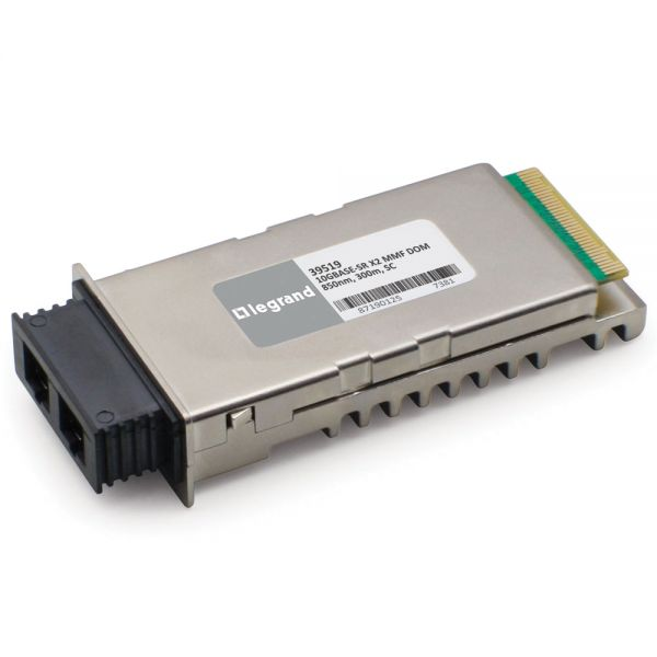 C2G Cisco X2-10GB-SR compatible 10GBase-SR X2 Transceiver (MMF, 850nm, 300m,SC, DOM)
