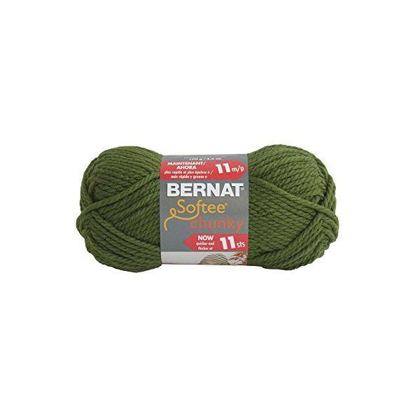 Bernat Softee Chunky Yarn - Eucalyptus