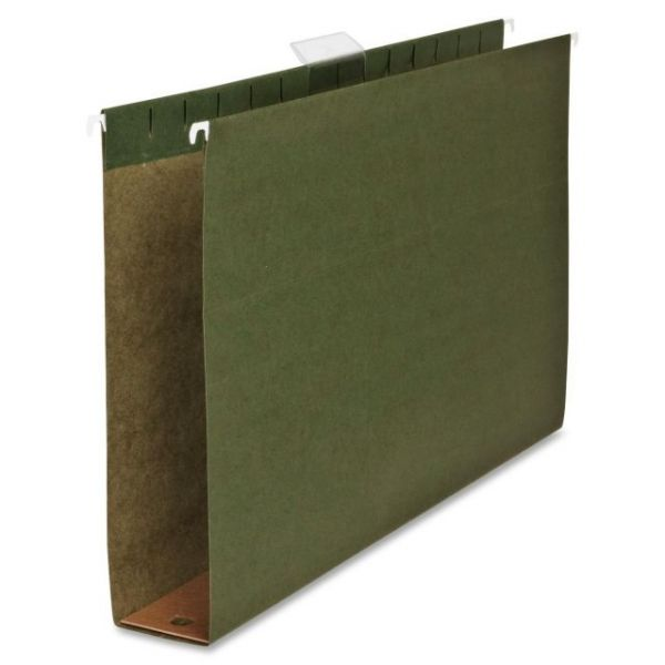 Sparco Hanging Box Bottom File Folders