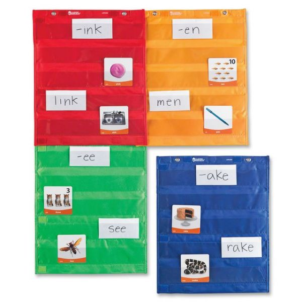 Learning Resources Magnetic Pocket Charts