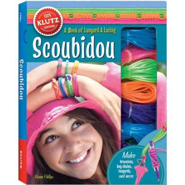 Scoubidou Book Kit