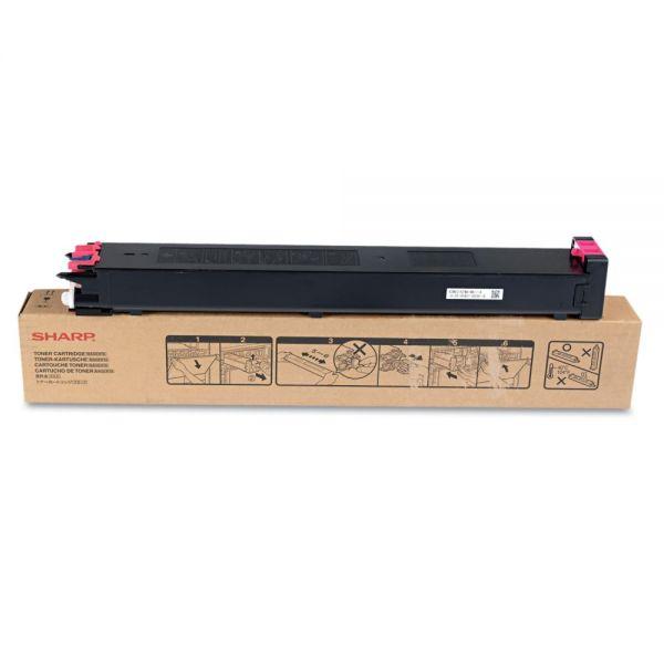Sharp MX31NTMA Magenta Toner Cartridge