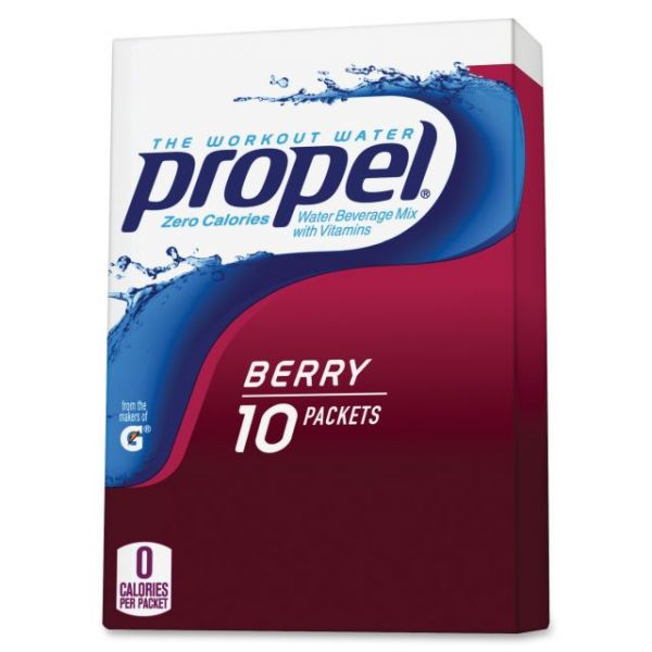 Propel Flavored Water Powder Mix