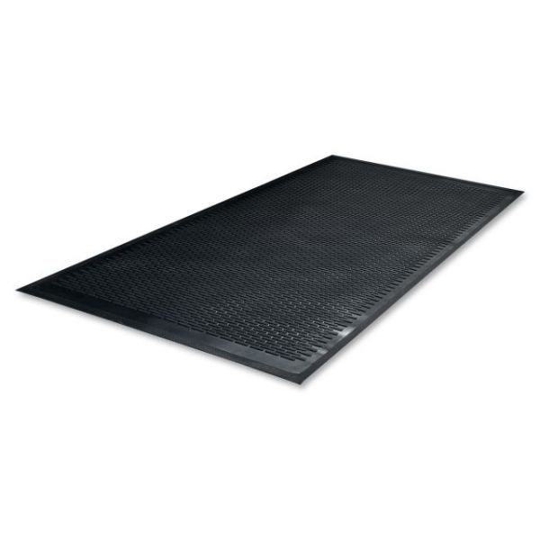 Genuine Joe Clean Step Outdoor Scraper Floor Mat