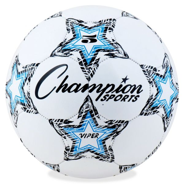 Champion Sports Size 5 VIPER Soccer Ball