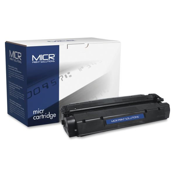 MICR Print Solutions Remanufactured HP C7115A Black Toner Cartridge