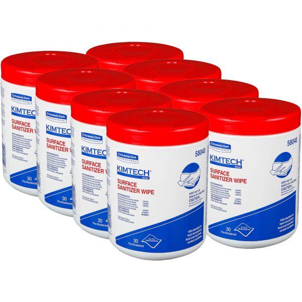 Kimtech* Surface Sanitizer Wipes