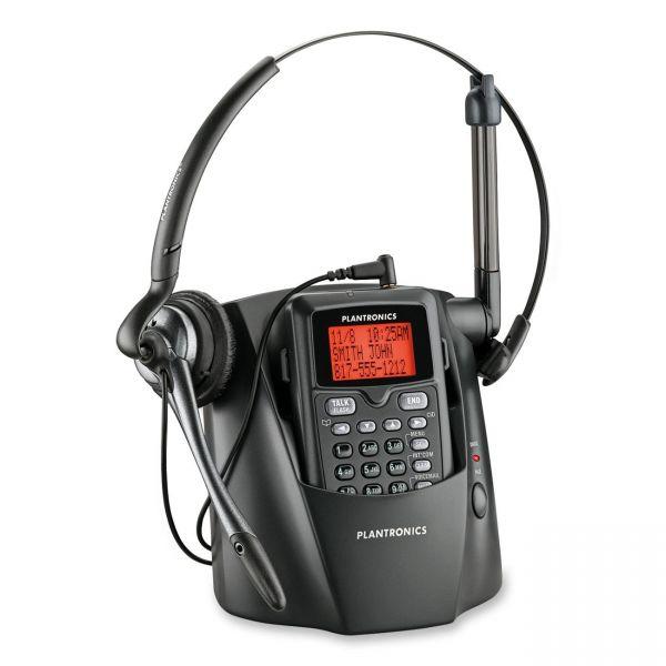 Plantronics CT14 DECT 6.0 Cordless Phone