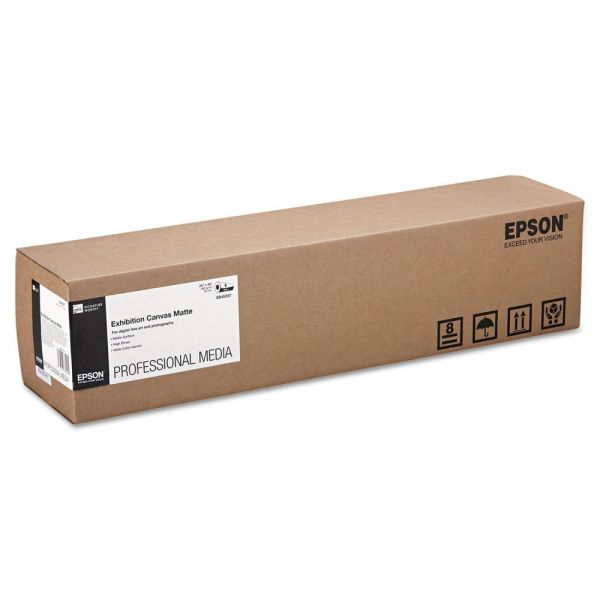Epson Exhibition Wide Format Canvas Paper