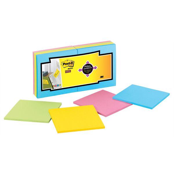 "Post-it 3"" x 3"" Super Sticky Notes"